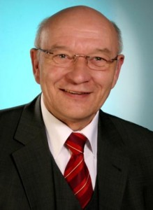 Bürgermeister Frieder Gebhardt